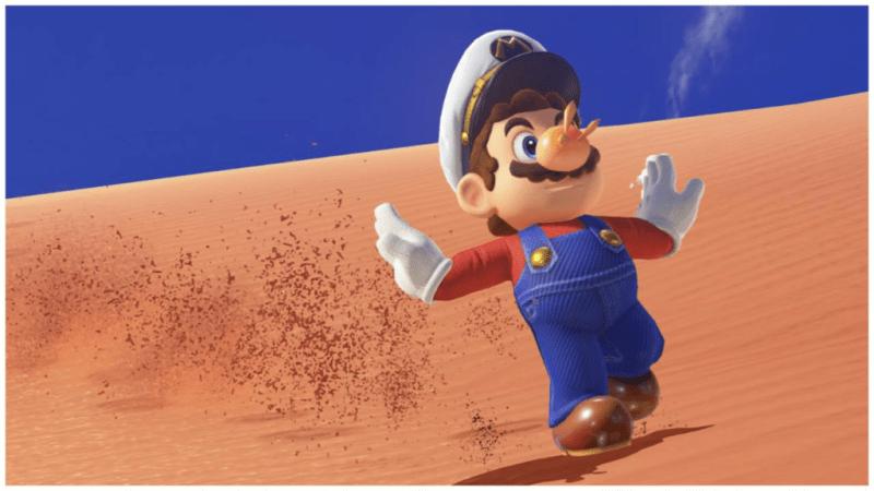 Deaf Game Review – Super Mario Odyssey