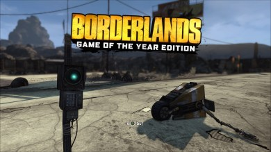 Deaf Game Review – Borderlands: Game of the Year Edition