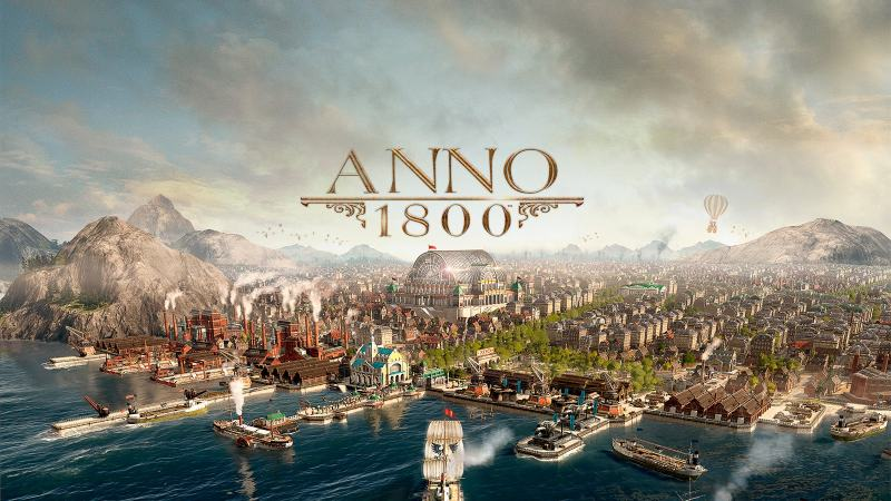 Mobility Game Review – Anno 1800