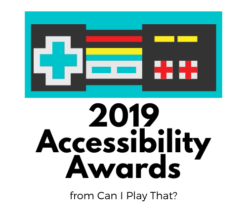 2019 Accessibility Award Winners