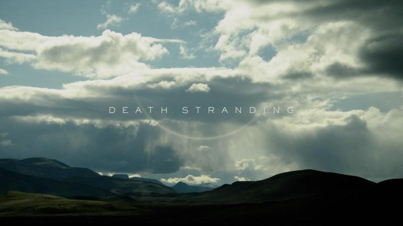 Deaf Game Review – Death Stranding