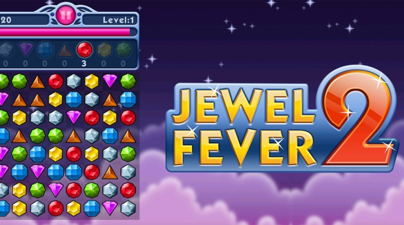 Jewel Fever 2 cover art.
