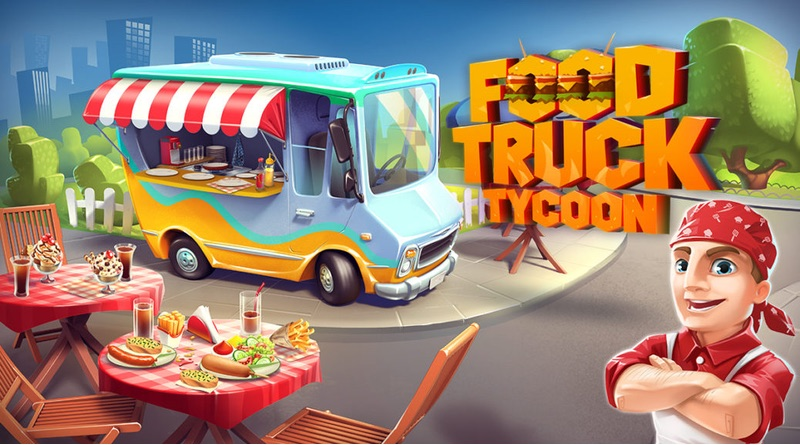 Food Truck Tycoon cover art.