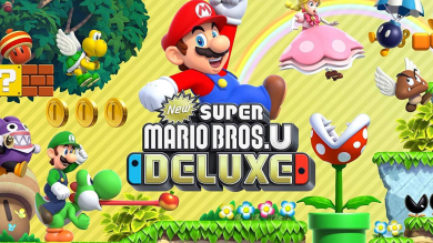 Blind/Low-Vision Review – New Super Mario Bros. U Deluxe