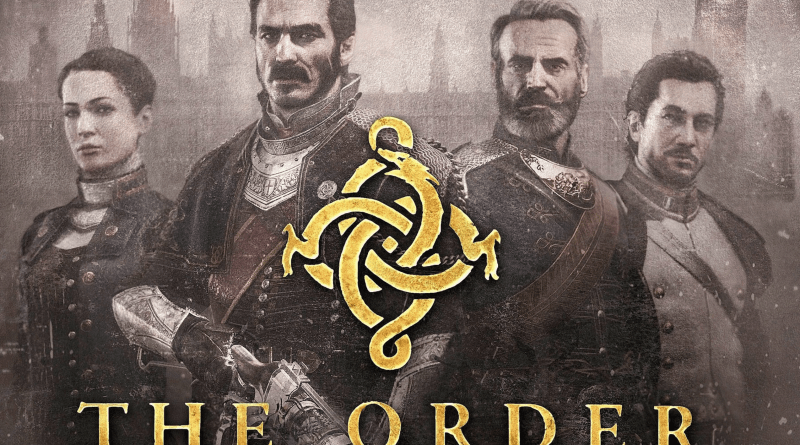 The Order: 1886 cover art.
