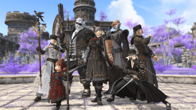Final Fantasy XIV: A Realm Reborn — Visually Impaired Review