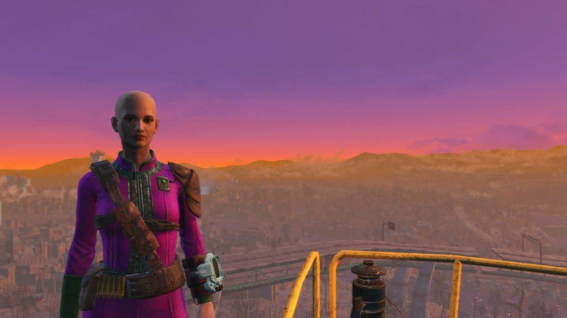 Grief-Gaming: Exploring Fallout 4 Through My Partner's Eyes