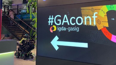 Game Accessibility Conference EU dates announced