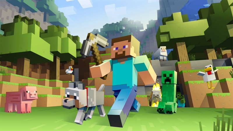 Minecraft Java Edition Pre-Release Update Introduces Motion Sickness Accessibility Options