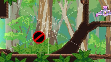 Webbed Is About a Spider. Oh, and It Has an Arachnophobia Mode