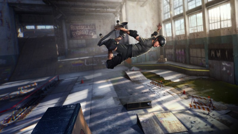 Tony Hawk's Pro Skater 1 and 2 Officially Renames Mute to Weddle Grab