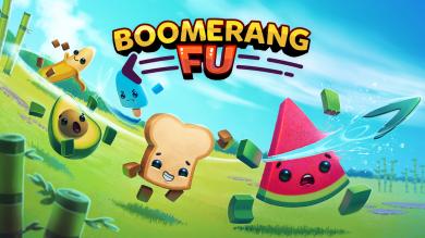 Boomerang Fu — Visually Impaired Review