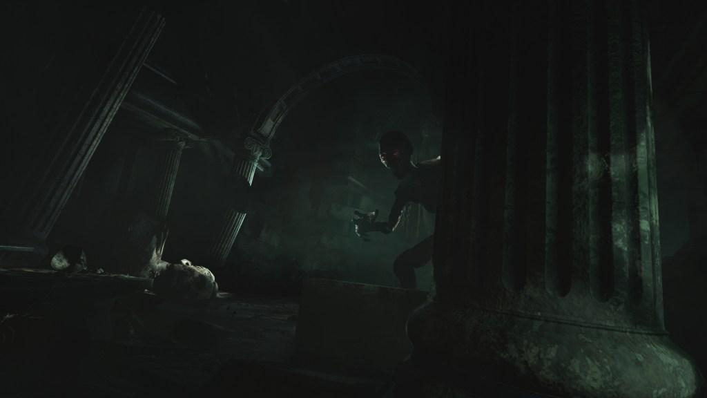 Amnesia: Rebirth Monster