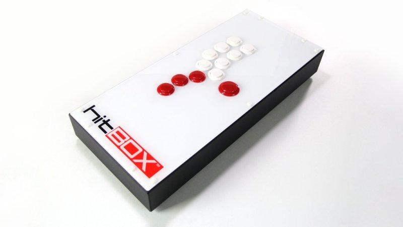 Hitbox Arcade Stick — Accessibility Impressions
