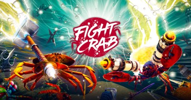 Fight Crab — Visually Impaired Review