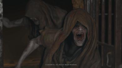 Resident Evil Village Demo — Accessibility Deep Dive