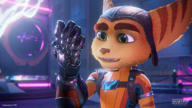 Ratchet and Clank Rift Apart Accessibility Features Revealed