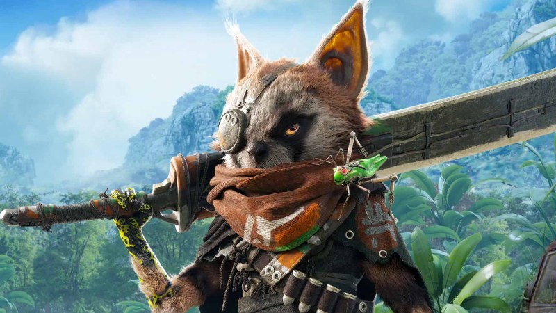 Biomutant Accessibility Features Teased by Art and Creative Director