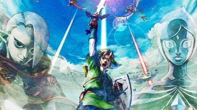 Legend of Zelda Skyward Sword HD Instant Fast Travel Amiibo Revealed