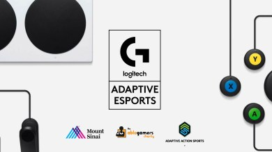 Logitech G Teams Up With Notable Companies to Form Adaptive Esports Tournament