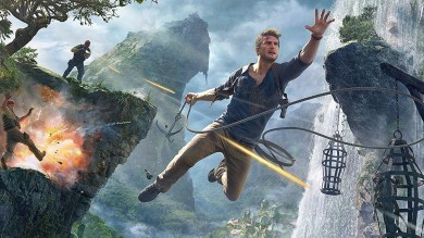 Uncharted 4: A Thief's End Saw 9.5m Players Use an Accessibility Option