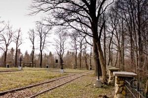 Cmentarz z I wojny światowej Nr 15 widok na część zachodnią