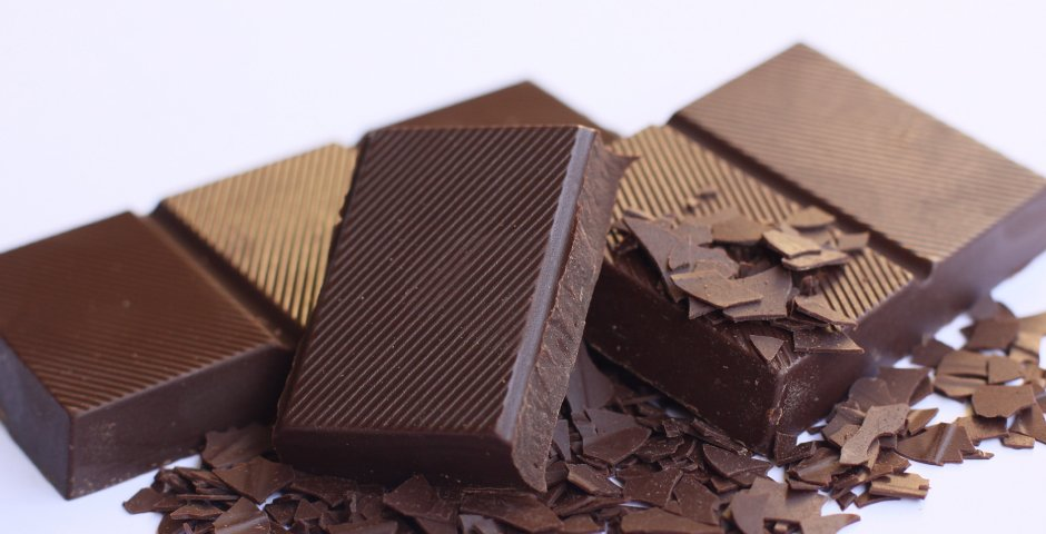 branded chocolate