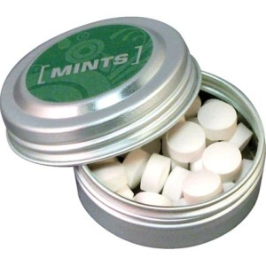 mints in tins