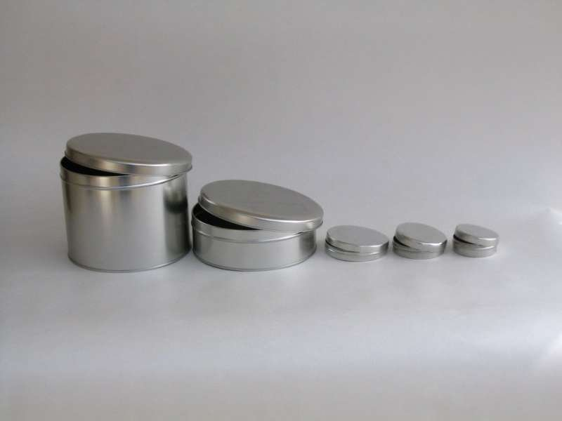 metal lip balm containers