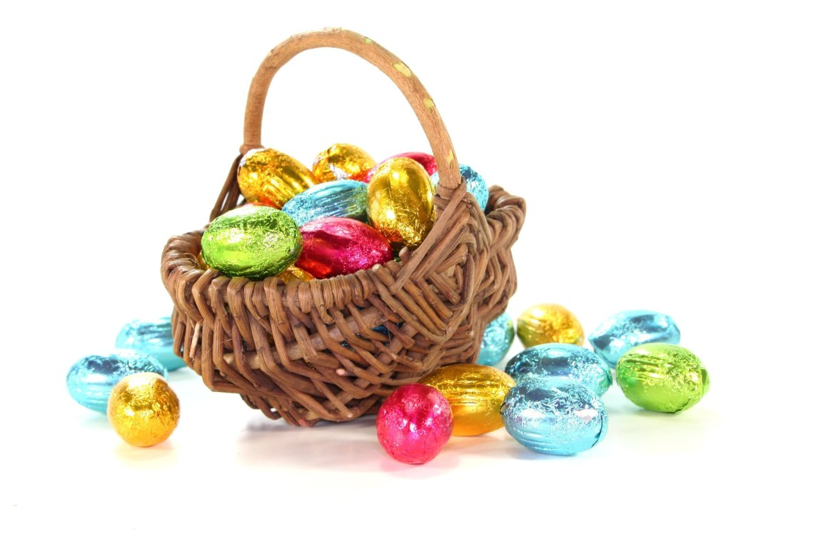 custom branded promotional chocolate easter-eggs