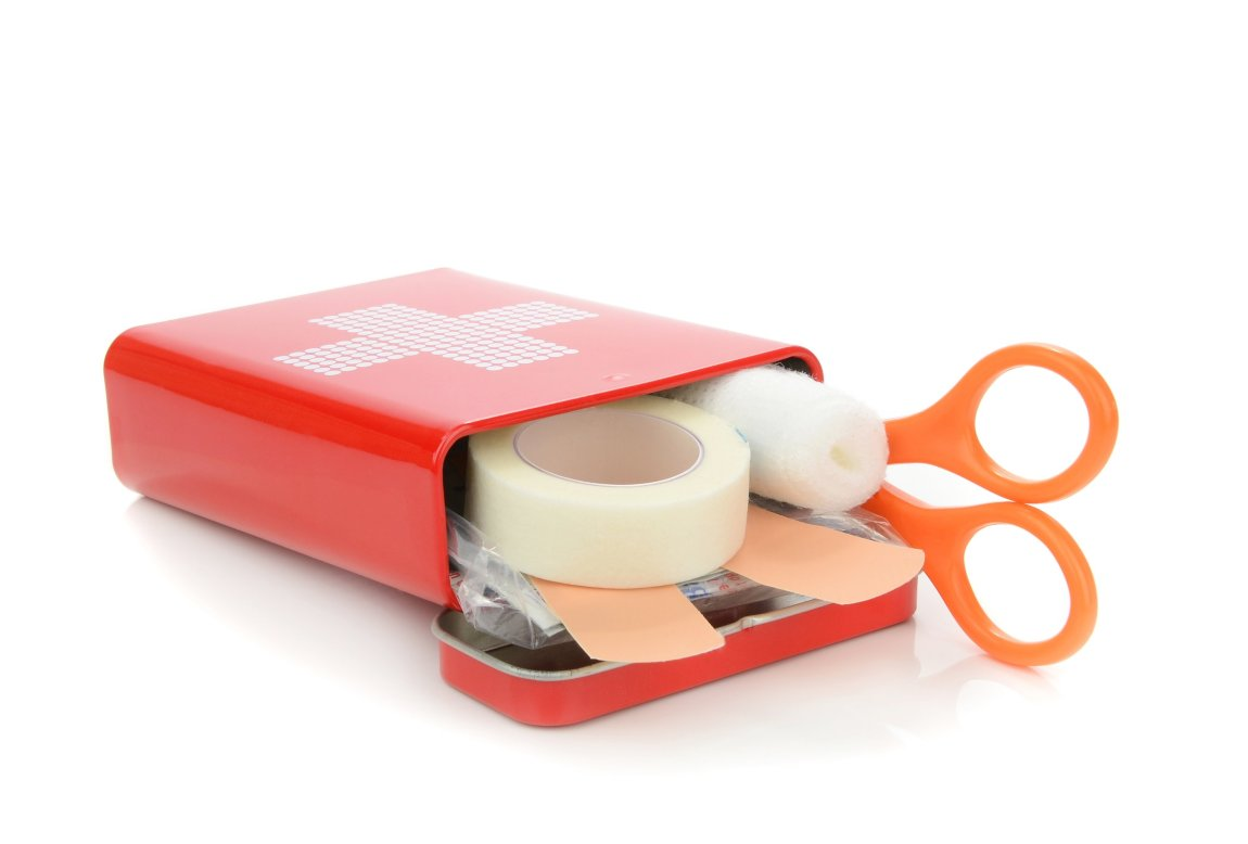 corporate gift first aid ideas
