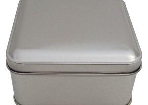 Cr18-99x99x50-Custom Square Tin Box