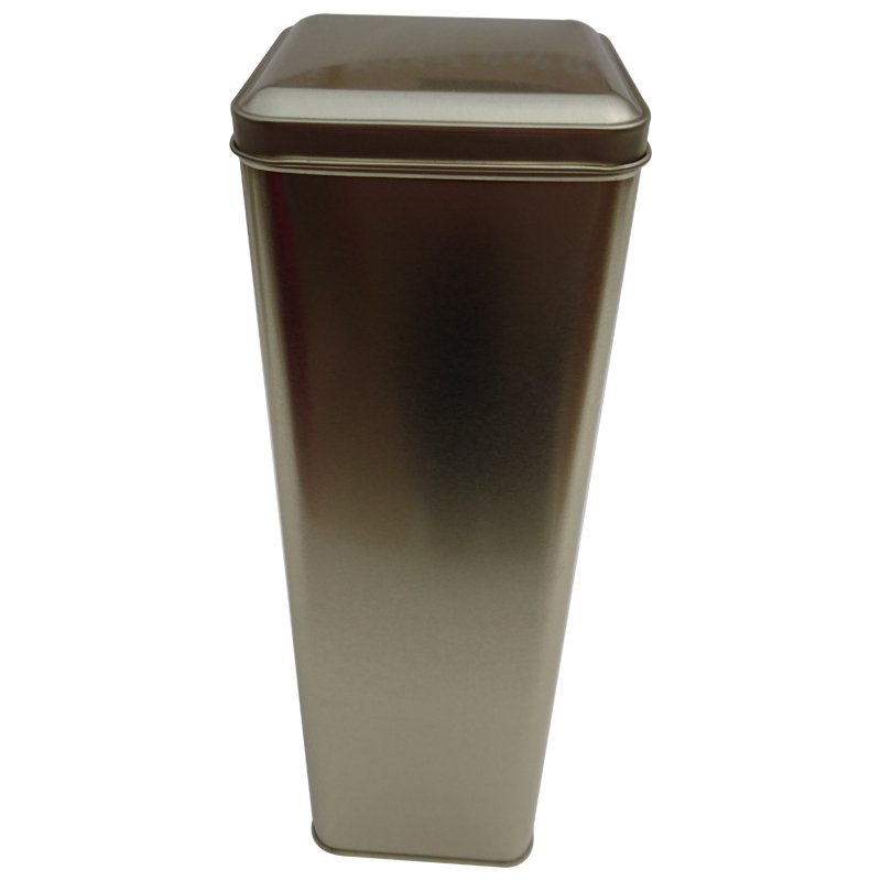 Cr18-A 99x99x325-Custom Square Tin Box