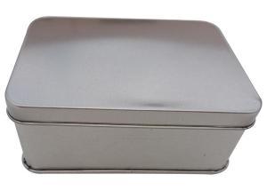 Cr20 125x90x50-Custom Rectangular Tin Box