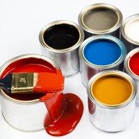 Paint Tins