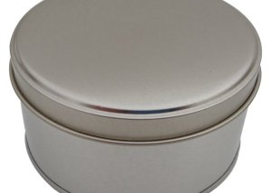 Cr-10 99x50-Custom Round Tin Box