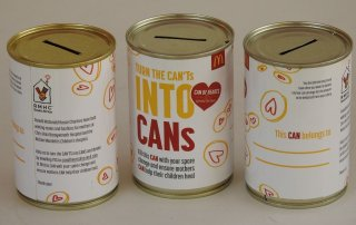 Branded Mcdonalds Collection Tin