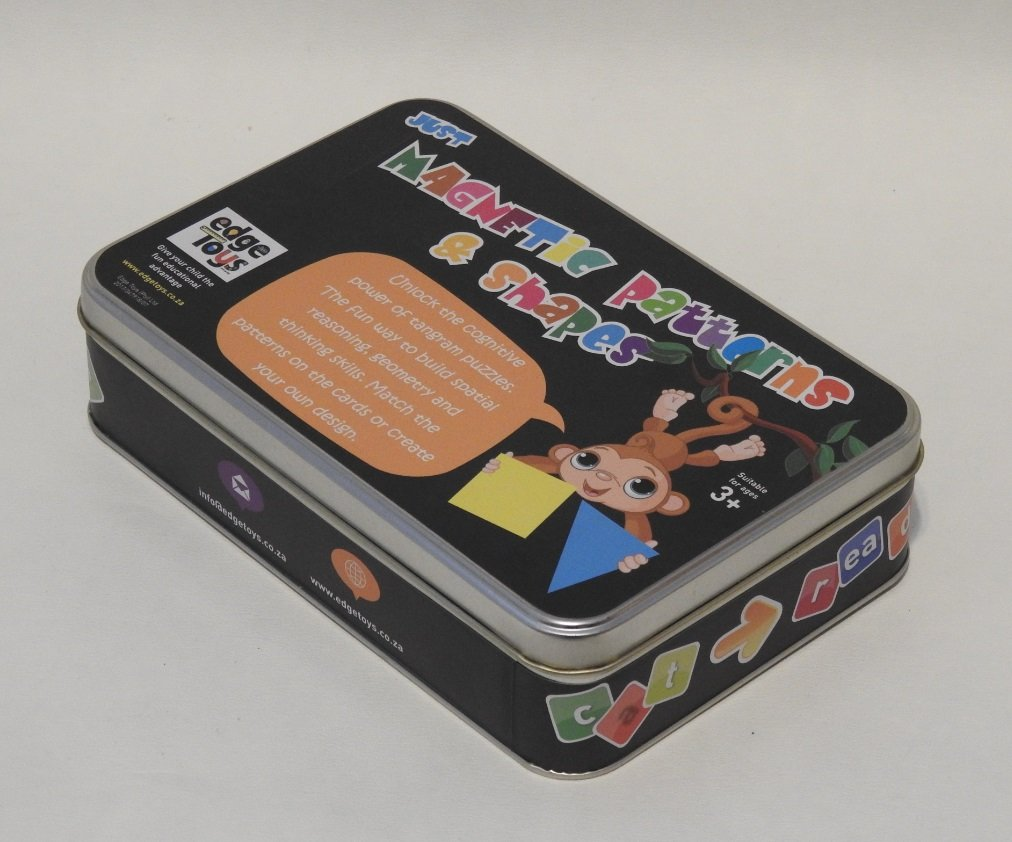 Educational Tin Gift Boxes