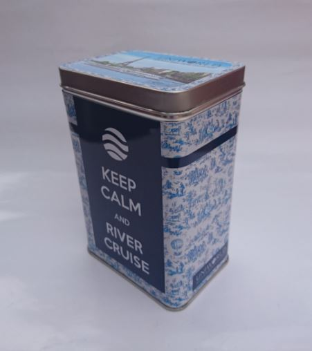 Printed Tea Tins