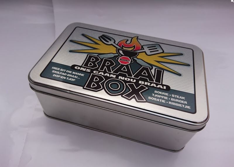 Custom Tin Gift Boxes