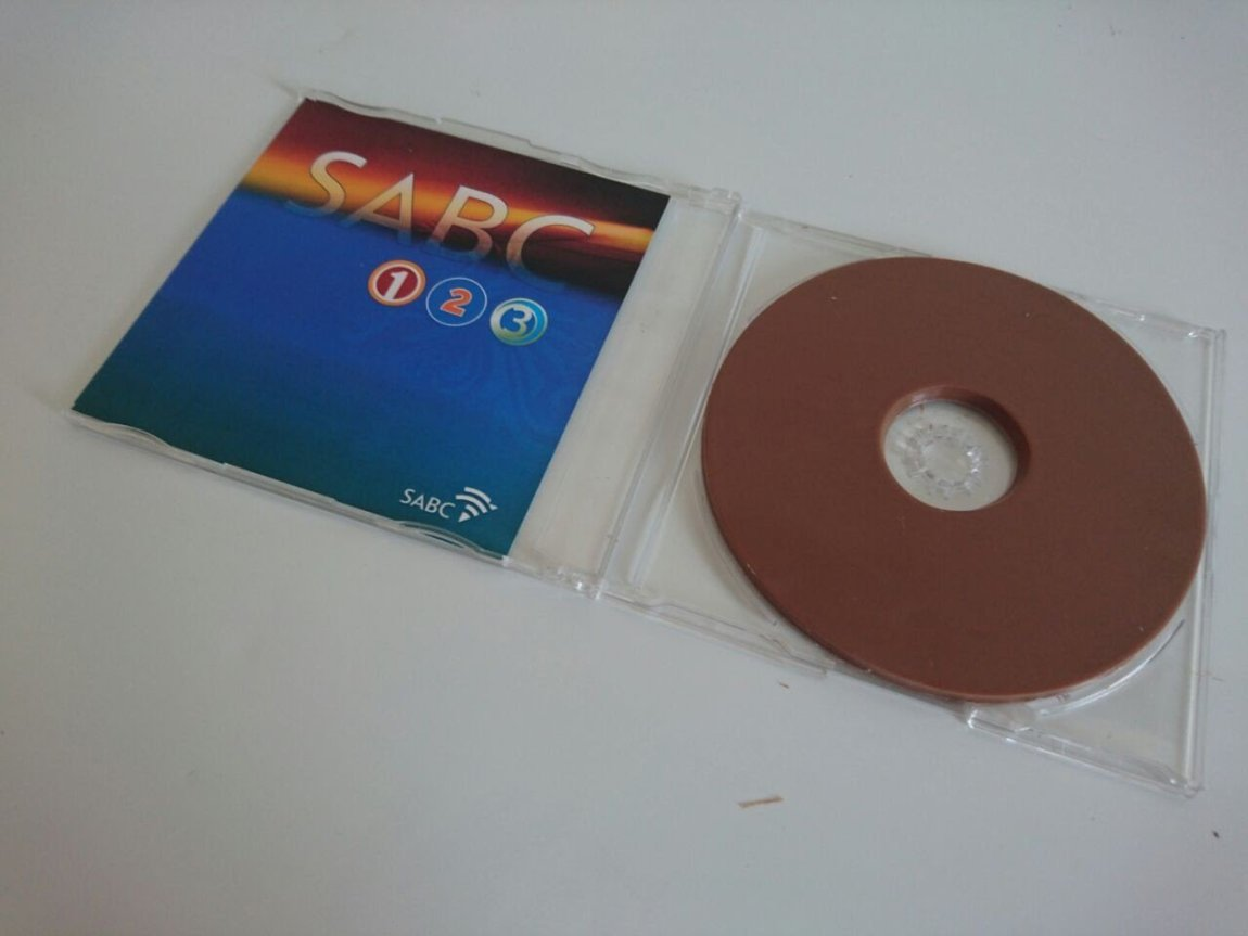 Branded Chocolate CD
