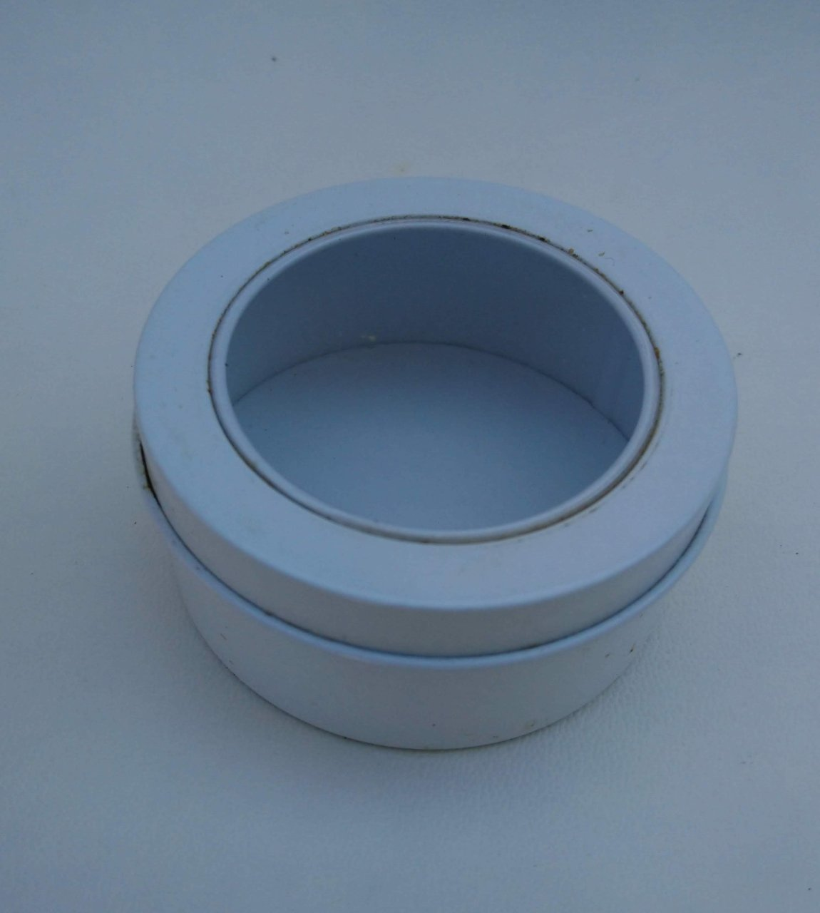 Window Tins South Africa, White Mini Window Tins from Can It South Africa
