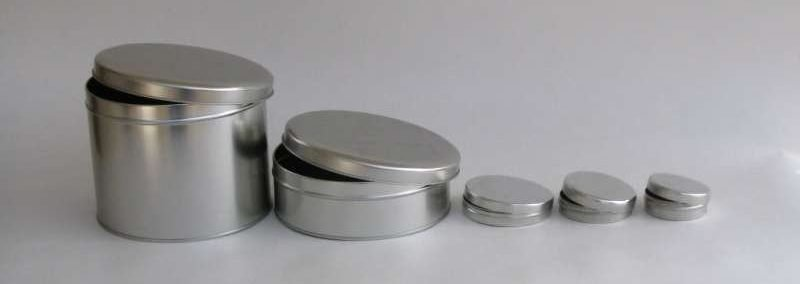 Ointment Tins