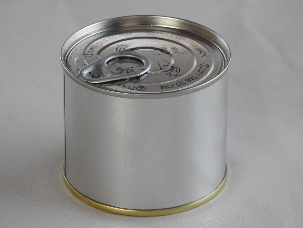 Mini Custom Tin Cans