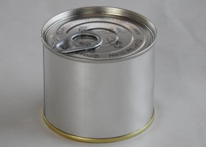 Mini Custom Tin Can
