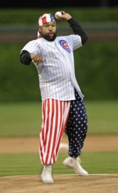 CIBASS Mister T en los Chicago-Cubs
