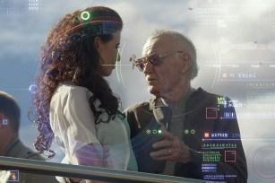 """Stan Lee en """"Guardianes de la Galaxia"""""""
