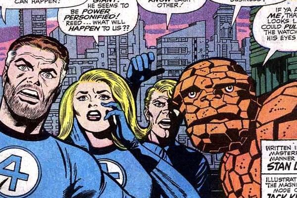 CIBASS Classic Fantastic Four
