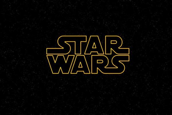 CIBASS Logo de Star Wars sobre las estrellas