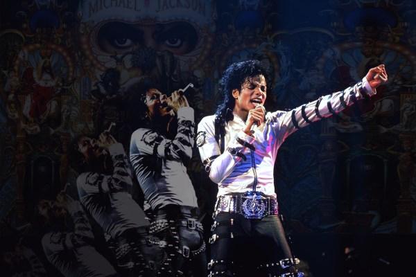 CIBASS Michael Jackson Dangerous Tour